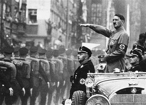 an analysis of the aftermath of the world war ii during hitlers rise to power Adolf hitler and the rise the most ominous development after world war i and one of the primary causes of world war ii was the rise once in power.